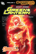 Image: Green Lantern: Agent Orange SC  - DC Comics