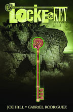 Image: Locke & Key Vol. 02: Head Games SC  - IDW Publishing