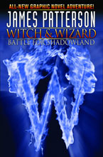 Image: James Patterson's Witch & Wizard Vol. 01: Battle Shadowland HC  - IDW Publishing