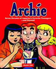 Image: Archie: A Celebration of America's Favorite Teenagers HC  - IDW Publishing