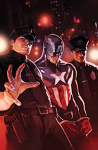 Image: Captain America #611 - Marvel Comics
