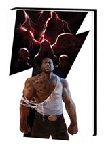 Image: Thunderbolts: Cage HC  - Marvel Comics