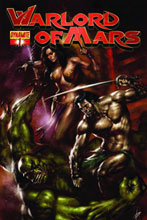 Image: Warlord of Mars #1 - D. E./Dynamite Entertainment
