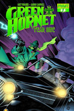 Image: Green Hornet Year One #7 - D. E./Dynamite Entertainment
