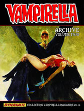 Image: Vampirella Archives Vol. 02 HC  - D. E./Dynamite Entertainment