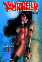 Image: Vampirella Masters Series Vol. 02: Warren Ellis SC  - D. E./Dynamite Entertainment