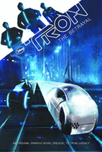 Image: Tron: The Betrayal SC  - Disney Press