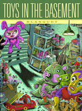 Image: Toys in the Basement HC  - Fantagraphics Books