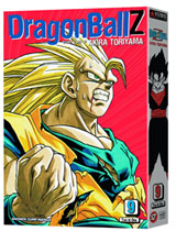 Image: Dragonball Z Vol. 09 GN  (Vizbig ed.) - Viz Media LLC
