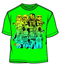 Image: Lego Star Wars: Team Lego Shamrock PX T-Shirt  (XL) -