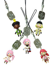 Image: Kingdom Hearts Avatar Mascot Strap: Snow  -