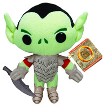 Image: Lord of the Rings 7-inch Plush: Orc  -
