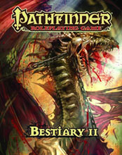 Image: Pathfinder RPG: Bestiary 2  - Paizo Publishing LLC
