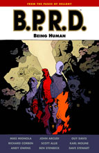 Image: B.P.R.D.: Being Human SC  - Dark Horse
