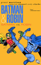 Image: Batman & Robin: Batman vs. Robin SC  - DC Comics
