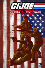 Image: G.I. Joe V2 Vol. 01: Cobra Civil War SC  - IDW Publishing