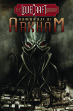 Image: Lovecraft Library Vol. 01: Horror Out of Arkham HC  - IDW Publishing