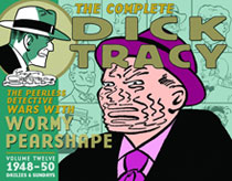 Image: Complete Chester Gould's Dick Tracy Vol. 12: 1948-1950 HC  - IDW Publishing