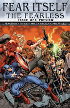 Image: Fear Itself: The Fearless #1 - Marvel Comics