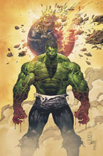 Image: Incredible Hulk #1 (Blank cover) - Marvel Comics