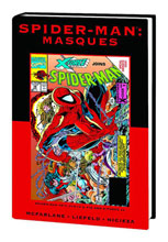 Image: Spider-Man: Masques HC  (DM variant cover) - Marvel Comics