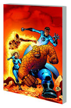 Image: Fantastic Four by Waid & Wieringo Ultimate Collection Book 03 SC  - Marvel Comics