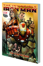 Image: Invincible Iron Man Vol. 07: My Monsters SC  - Marvel Comics