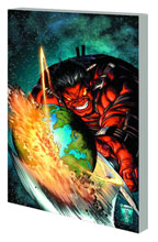 Image: Red Hulk: Planet Red Hulk SC  - Marvel Comics