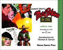 Image: Leonard Starr's Mary Perkins on Stage Vol. 09 SC  - Classic Comics Press