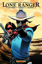 Image: Lone Ranger Vol. 04: Resolve SC  - D. E./Dynamite Entertainment