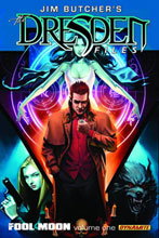 Image: Jim Butcher's Dresden Files: Fool Moon Vol. 01 HC  - D. E./Dynamite Entertainment