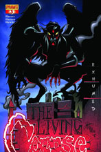 Image: Living Corpse: Exhumed #3 - D. E./Dynamite Entertainment