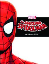 Image: Amazing Spider-Man: An Origin Story HC  (young readers) - Marvel Press