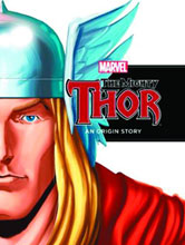 Image: Mighty Thor Origin Story HC  (young readers) - Marvel Press