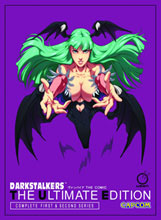 Image: Darkstalkers Ultimate Edition SC  - Udon Entertainment Corp