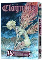 Image: Claymore Vol. 19 SC  - Viz Media LLC