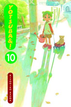 Image: Yotsuba & ! Vol. 10 SC  - Yen Press