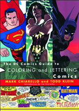 Image: DC Comics' Guide to Coloring & Lettering Comics SC  (new printing) -