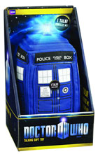 Image: Doctor Who Talking Soft Toy: Tardis  -