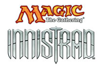 Image: Magic the Gathering TCG: Innistrad Intro Deck Display  - Wizards of the Coast
