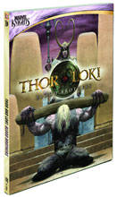 Image: Marvel Knights: Thor & Loki Blood Brothers DVD