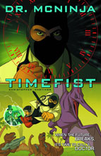 Image: Adventures of Dr. McNinja Vol. 02: Timefist SC  - Dark Horse Comics