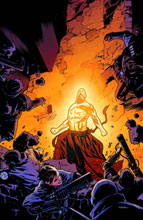 Image: B.P.R.D.: Hell on Earth - Return of the Master #3 (#100) - Dark Horse Comics