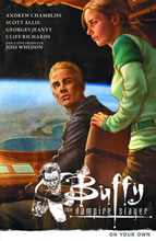 Image: Buffy the Vampire Slayer: Season 9 Vol. 02 - On Your Own SC  - Dark Horse Comics