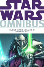 Image: Star Wars Omnibus: Clone Wars Vol. 03 - Republic Falls SC  - Dark Horse Comics