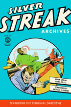 Image: Silver Streak Archives Original Daredevil Vol. 02 HC  - Dark Horse Comics