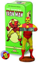 Image: Classic Marvel Characters Statue Series 2 #5: Iron Man  - Dark Horse Comics