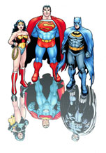 Image: JLA: Earth 2 SC  (new printing) - DC Comics