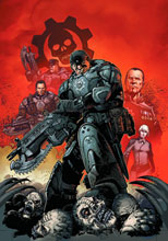 Image: Gears of War Book 03 HC  - DC Comics