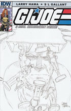 Image: G.I. Joe: A Real American Hero #183 (10-copy incentive cover) (v10)